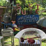 Justicia colombiana, una venta de garaje