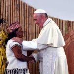 El Papa en Perú.