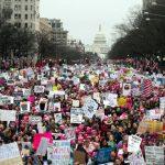 EEUU: La Marcha de las Mujeres vuelve a ocupar las calles