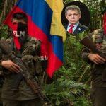 Los difíciles días por los que atraviesa la mesa entre el gobierno del presidente Juan Manuel Santos y el ELN.