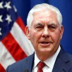 Tillerson, la militarización y el petróleo
