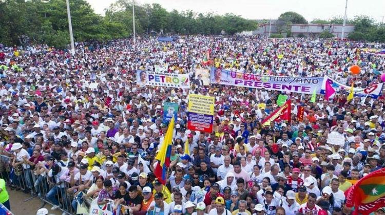 Nuevo panorama político en Colombia