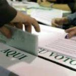 Resultados electorales de primera y segunda vuelta presidencial en Santander.