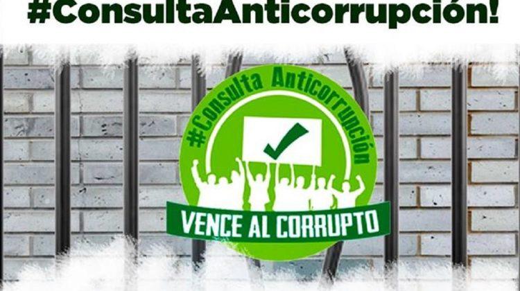 En la lucha contra la corrupción: colombianos a las urnas