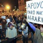 Gobierno Santos define hoja de ruta en materia de garantías al Derecho a la Protesta Social.