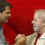 Lula designa a Fernando Haddad, favorito para ser el próximo presidente de Brasil