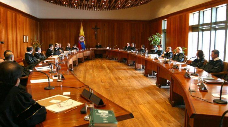 Corte constitucional de Colombia en contra de la soberanía popular