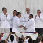 La política para la estabilización del gobierno Duque  en la implementación del acuerdo de paz con las FARC EP
